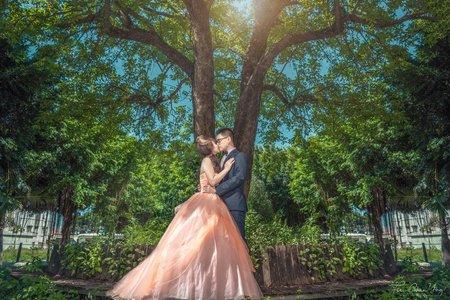 台南鹽水武廟  |幸運草攝影工坊 |  結婚