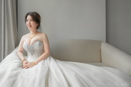 台南大飯店 | 幸運草攝影工坊 | 結婚