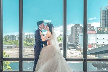 婚禮紀錄WEDDING | 台南-東東華平館-東瀛廳 | 幸運草攝影工坊
