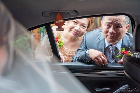 婚禮紀錄WEDDING | 台南-長興國小 | 幸運草攝影工坊