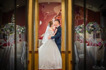 婚禮紀錄WEDDING | 台南大飯店 | 幸運草攝影工坊