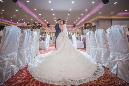 婚禮紀錄WEDDING   彰化員林-昇財麗禧酒店    幸運草攝影工坊
