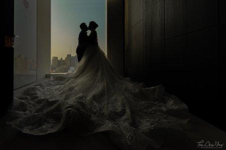 婚禮紀錄WEDDING   台南-台南商務會館    幸運草攝影工坊