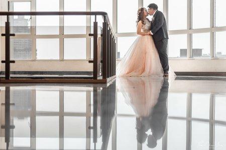 婚禮紀錄WEDDING   台南-永康情定婚宴城堡  幸運草攝影工坊