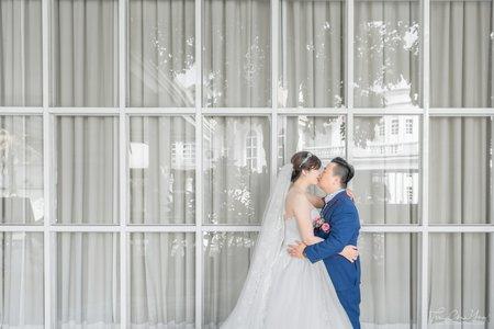 台南商務會館  | 幸運草攝影工坊 | 訂結婚