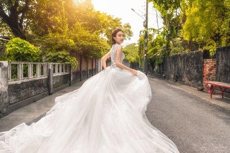台南自助婚紗WEDDING | 幸運草攝影工坊