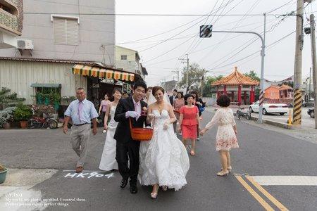 台南東東華平囍嫁館-東儷廳 | 幸運草攝影工坊 | 結婚