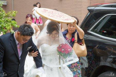 台南龍山社區活動中心 | 幸運草攝影工坊 | 結婚