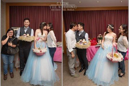 台南富霖餐廳永華館 | 幸運草攝影工坊 | 訂婚