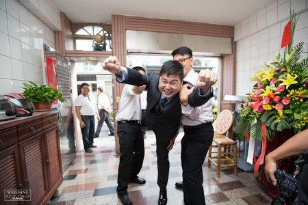 台南金冠台菜海鮮婚宴餐廳 | 幸運草攝影工坊 | 結婚