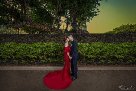台南活佛歐式婚宴會館 | 幸運草攝影工坊|訂婚