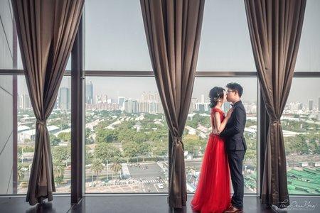 高雄東東宴會廳 | 幸運草攝影工坊|訂婚