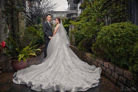 台北仁和齋素食婚宴會館| 幸運草攝影工坊 | 結婚