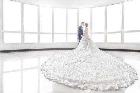 台南永康情定婚宴城堡| 幸運草攝影工坊|結婚