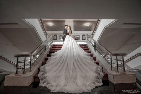 高雄85大樓君鴻國際酒店 | 幸運草攝影工坊|結婚