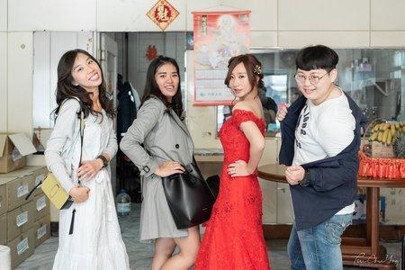 台南-金冠海鮮餐廳 | 幸運草攝影工坊 | 訂婚