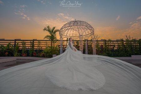 高雄享溫馨婚宴會館-蔚藍海洋廳 | 幸運草攝影工坊|結婚搶先看