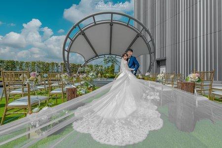 台南夢時代雅悅會館 | 幸運草攝影工坊|婚禮紀錄搶先看