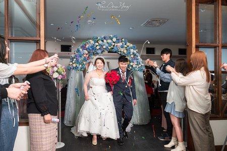 台南滿福海鮮餐廳 | 幸運草攝影工坊|婚禮紀錄搶先看