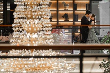 台南桂田酒店 | 幸運草攝影工坊|訂結婚