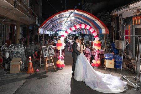 台南自宅流水席 | 幸運草攝影工坊|結婚搶先看