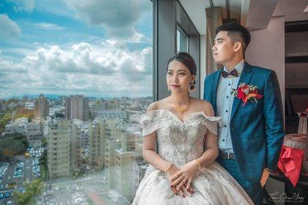 台南阿勇師漂亮會議廳 | 幸運草攝影工坊|訂結婚