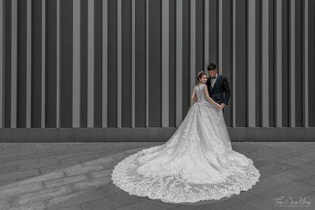 台南夢時代雅悅會館 | 幸運草攝影工坊|結婚
