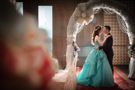 台南仁德情定大飯店 | 幸運草攝影工坊 | 結婚