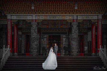 台南關廟山西宮 | 幸運草攝影工坊|結婚