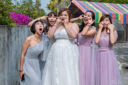 台南流水席 | 幸運草攝影工坊|結婚