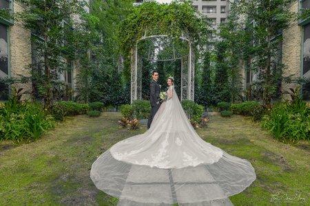 台中僑園飯店 | 幸運草攝影工坊|結婚