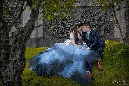 台南-關廟山西宮 | 幸運草攝影工坊|結婚