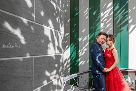 台南自宅 | 幸運草攝影工坊|訂婚搶先看