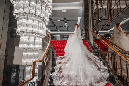 台南-徠.歸仁飯店 | 幸運草攝影工坊|結婚