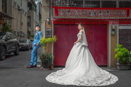 台南自宅 | 幸運草攝影工坊|結婚
