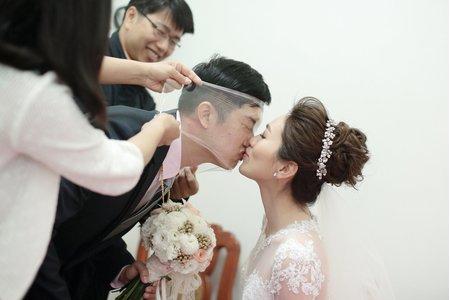 婚禮紀錄 ((FM1982)台南 自宅 【阿甜&勝永】