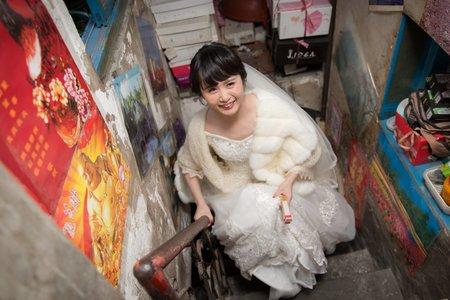 【Wedding】婚禮現場♥台中羣芳蔬食