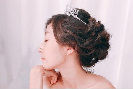 【Photoshoot】女王氣勢 ♥ 新娘造型