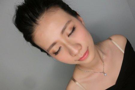 【Photoshoot】氣質公主 ♥ 新娘造型