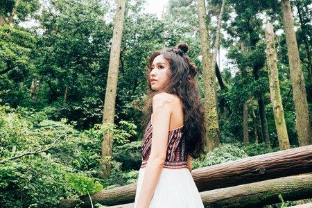 【Photoshoot】森林系 ♥ 女孩