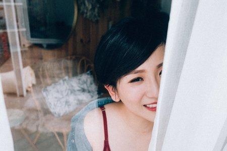 【Photoshoot】孕婦婚紗 ♥ 性感甜姐兒