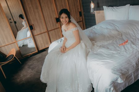 【Wedding】♥ 高雄晶綺盛宴