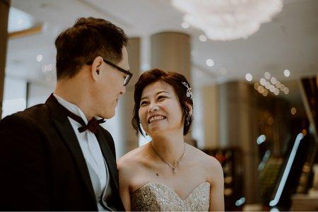 【Wedding】婚禮現場♥台北君悅酒店