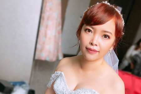 【Wedding】婚禮現場 ♥ 來福星花園大飯店