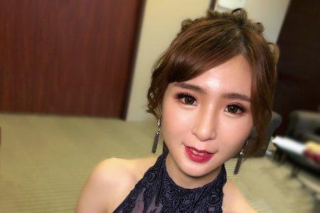 【Wedding】婚禮現場 ♥ 台北海灣假日酒店