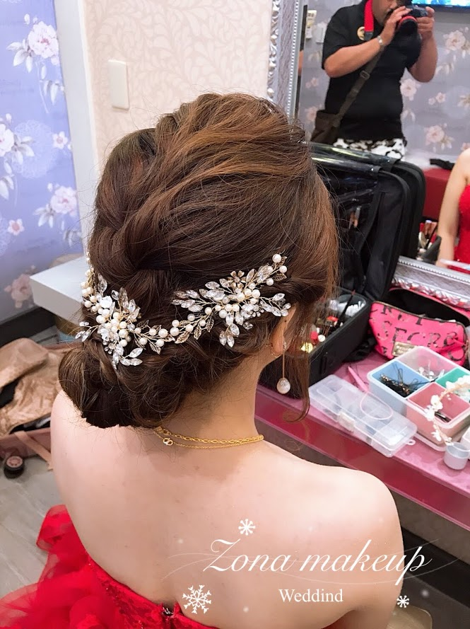 IMG_4687 - Zona時尚美甲x新娘秘書整體造型工作室《結婚吧》