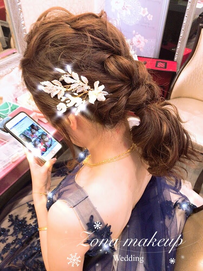 IMG_4691 - Zona時尚美甲x新娘秘書整體造型工作室《結婚吧》