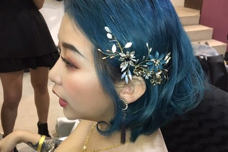 Zona makeup 歐美新娘妝