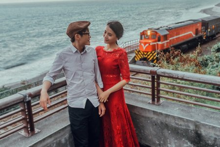 花東半島浪漫婚紗