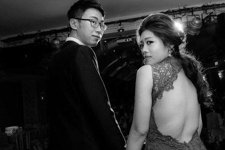 台北婚禮攝影|廷瑜&敏婷 文訂紀錄